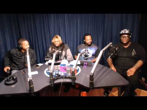 The Roll Out Show - EXCLUSIVE - JAMES WRIGHT CHANEL gets call from Patti Labelle 11-13-15 pt 2 of 2