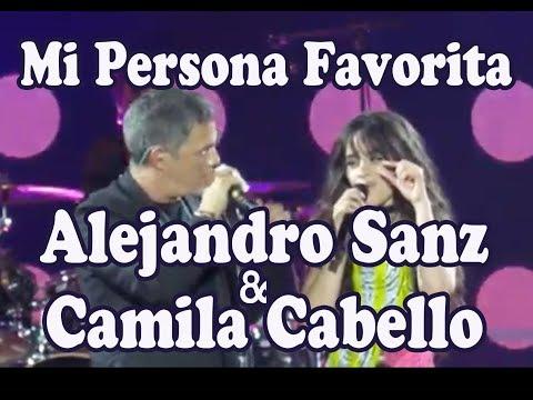 Alejandro sanz Camila Cabello - Mi persona favorita -Madrid (Wanda 15-06-2019) Completo