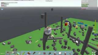 Wolf586's Robloxian Stunts