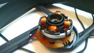 видео Коллекторный двигатель: виды, принцип работы, схемы
