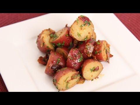 Warm Potato Salad Recipe - Laura Vitale - Laura in the Kitchen Episode 601