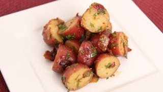 Warm Potato Salad Recipe - Laura Vitale - Laura In The Kitchen Episode 601