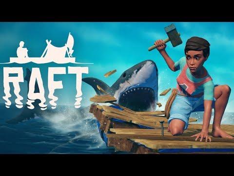 New SECRET Rubber DUCK and New RAFT Update! - Raft Gameplay