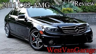 Mercedes Benz C63 AMG Review - The Last Of A Dying Breed