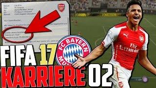 MEGA DEAL MIT ALEXIS SANCHEZ ?! | FIFA 17 Karrieremodus Fc Bayern (Deutsch) #02