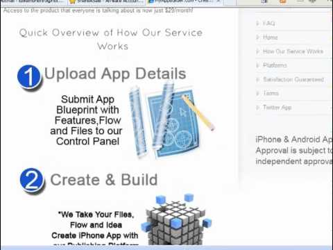 My app builder review youtube my app builder review malvernweather Image collections