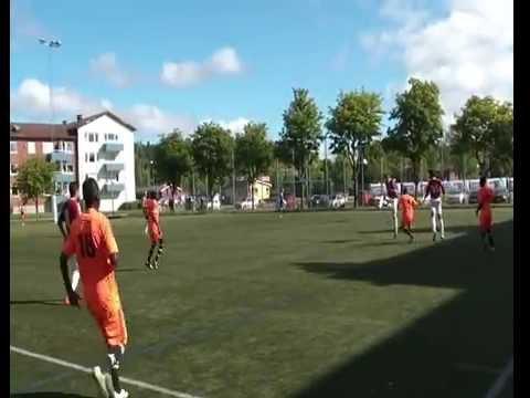 Lusaka Youth Soccer Academy vs Guldheden (Swe) 6-0