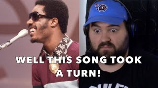 Singer/Songwriter reacts to STEVIE WONDER - LIVING FOR THE CITY - FOR THE FIRST TIME EVER!