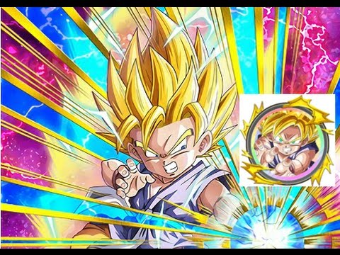 (How To...) Medals To Dokkan Awaken Super Saiyan Goku (GT) - Dashing Light