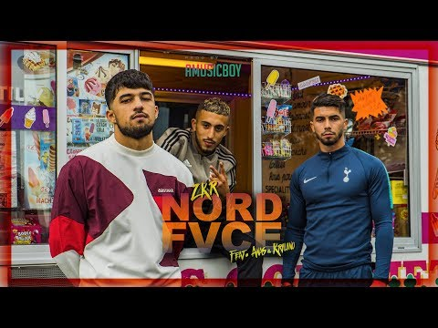 Zkr - Nord Fvce ft. Anas - Krilino ( Clip Officiel )