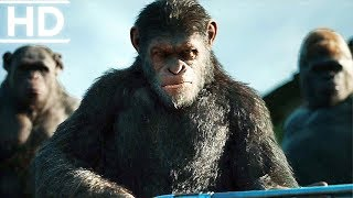 Maymunlar Cehennemi 3 Savaş (2017)  Caesar Geliyor  (1080p)