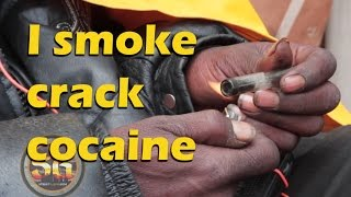 A 12 year addict to crack cocaine talks about being homeless Ep 1.1