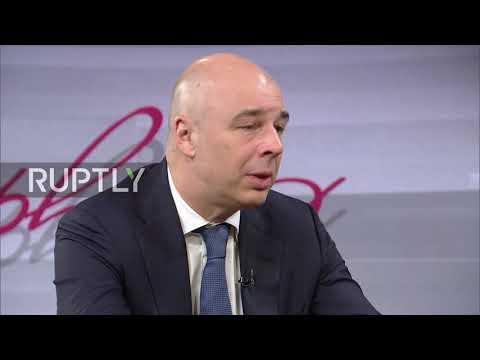 Russia: 'It is financial war' – Fin Min Siluanov on Western sanctions