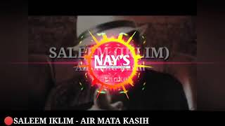 🔴SALEEM IKLIM - AIR MATA KASIH || Official Music Video || Lagu Malaysia || Nay's Chanel