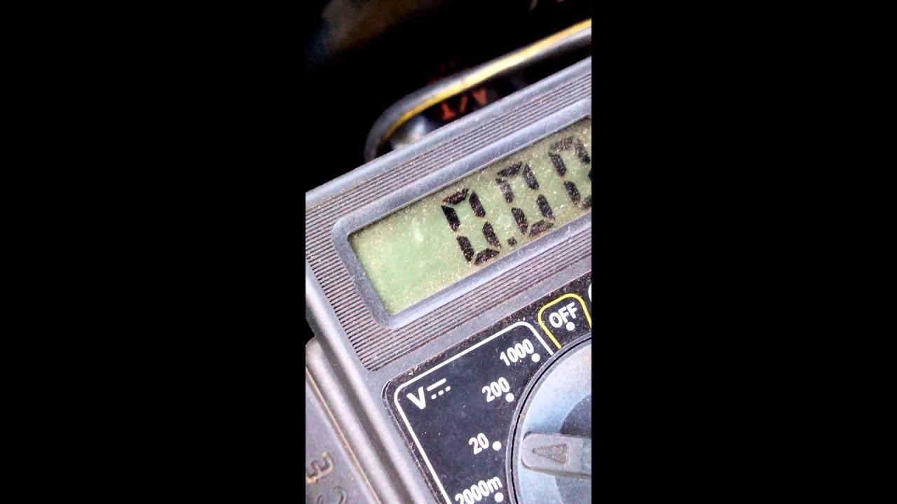 Проверка датчиков входящего и выходящего на акпп Mitsubishi FTO