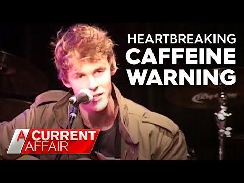 Warning on caffeine
