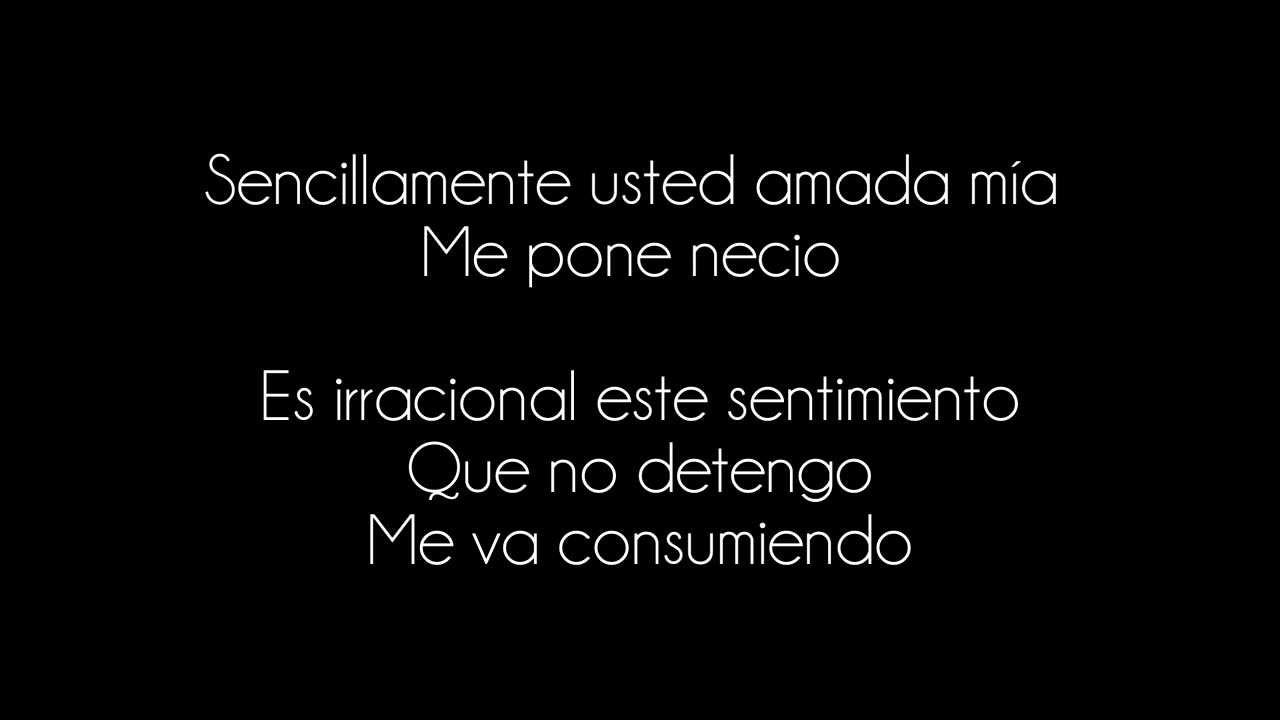 Romeo Santos Necio Letralyrics