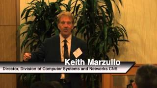 NSF CISE Career Workshop - Keith Marzullo (May 18, 2012)