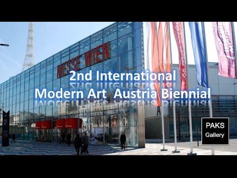international modern art biennial austria messe wohnen interieur wien vienna