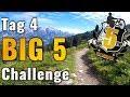 Saalbach Hinterglemm 2017 #3 - BIG 5 Challenge completed | Trails, Highlights und zerstörtes Laufrad