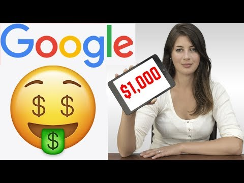 How to Make Money Online Using Google in 2019? (3 stupidly SIMPLE WAYS!)