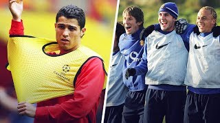 When Cristiano Ronaldo was bullied in the Manchester United locker room  Oh My Goal