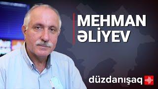 Mehman Əliyev Turan informasiya agentliyinin direktoru