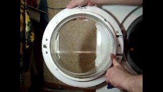 Течет из под люка стиральной машины. Основные причины и как исправить.