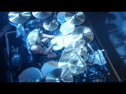 Motörhead - Sacrifice + Drum Solo Live Full-HD
