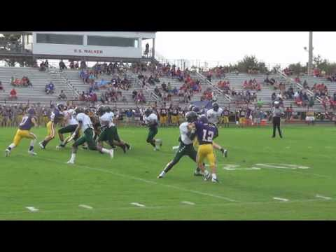 Hamilton Christian Academy Warrior Football Video