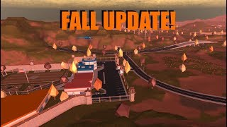 JAILBREAK FALL UPDATE!!! | Roblox w/ Henry
