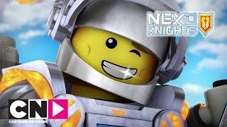 Lance: El caballero más suertudo del reino | NEXO Knights | Cartoon Network