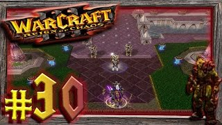 warcraft iii reign of chaos 30 die belagerung von dalaran let s play warcraft iii roc