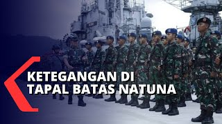 Natuna Masih Panas, TNI Kerahkan Jet Tempur F-16