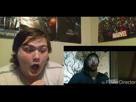 """Jurassic World Fallen Kingdom Official Trailer #2 Reaction """"THIS IS HORRIFYING YET SO AWESOME!"""""""