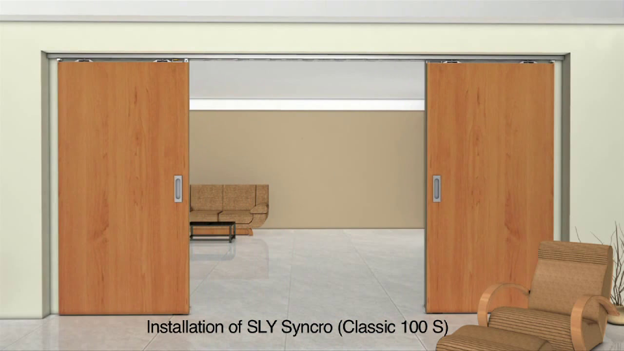 Classic100 S Wooden Door Synchro Youtube