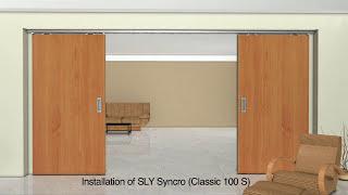 Classic100 S (Wooden Door Synchro)