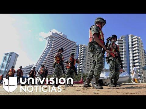 Intensa violencia en Acapulco