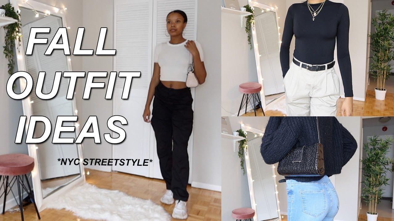 [VIDEO] - Fall Lookbook | Streetwear IG Baddie Outfits 9