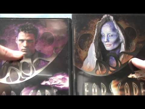Farscape TV Series DVD Set