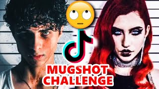 TikTok Boys & Girls: MUGSHOT CHALLENGE makes me ITCH. 👮📸👀