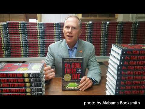 Alabama's Color Analyst Phil Savage Previews Latest Book
