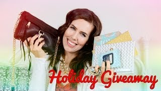 HUGE Holiday Giveaway! Thumbnail