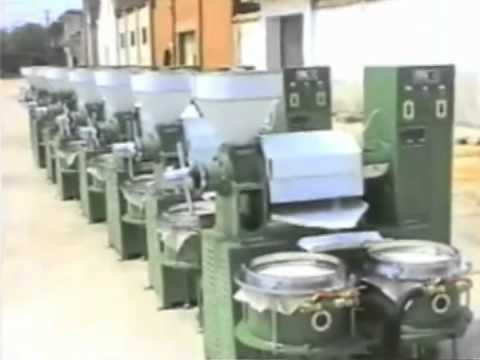 Oil Press Machines Small Oil Press Oil Mill Machine