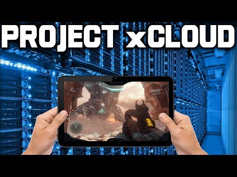 Project xCloud Announced By Microsoft: Stream Xbox Console Quality Games On Any Device In 2019