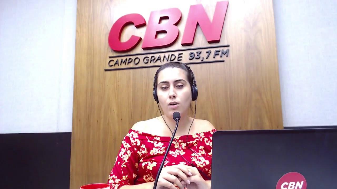 CBN Campo Grande (25/11/2020): com Ingrid Rocha