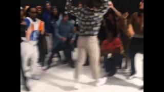White man kills the Whip Dance!
