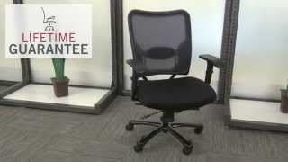 Big And Tall Swivel Chair | Office Star Space | National Business Furniture