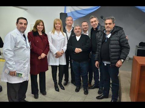 Comenzaron las Jornadas de Cirugía Laparoscópica de la Pared Abdominal