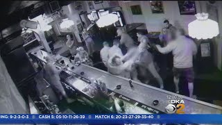 Attorneys Claim New Video Shows Officers Started Bar Brawl With Pagan Motorcycle Club Members